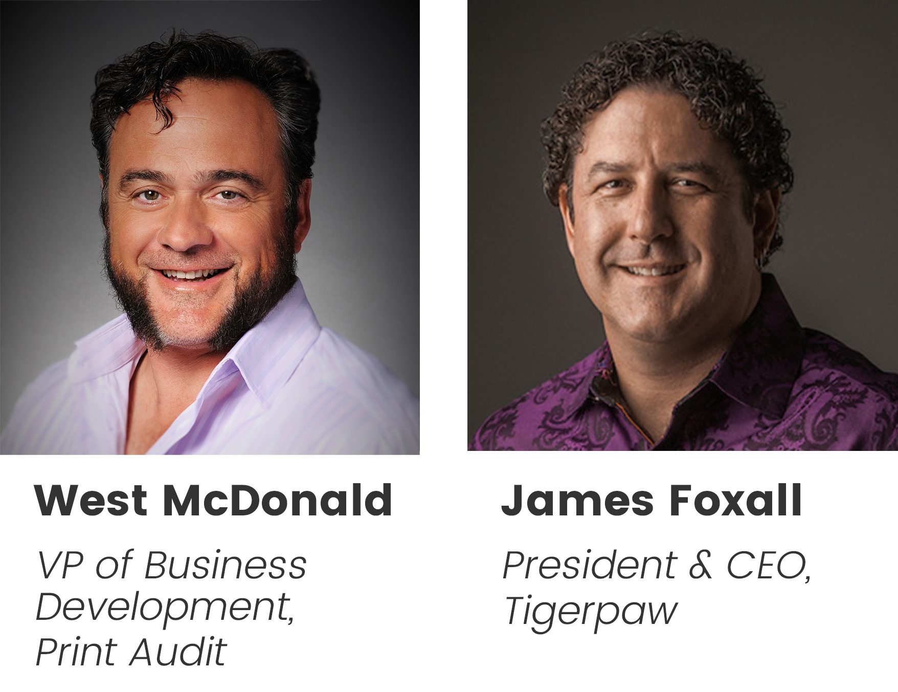 In an upcoming webinar, West McDonald and James Foxall will outline four must-have tools to track, analyze and increase contract profitability.
